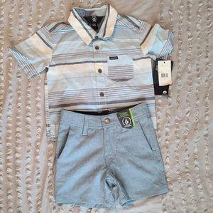 Volcom outfit